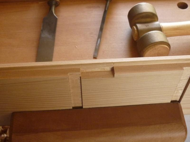 Cabinet pour cabinets d'inspiration shaker P1060452