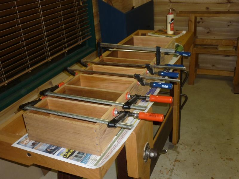 Cabinet pour cabinets d'inspiration shaker P1060460