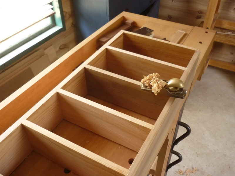 Cabinet pour cabinets d'inspiration shaker P1060462