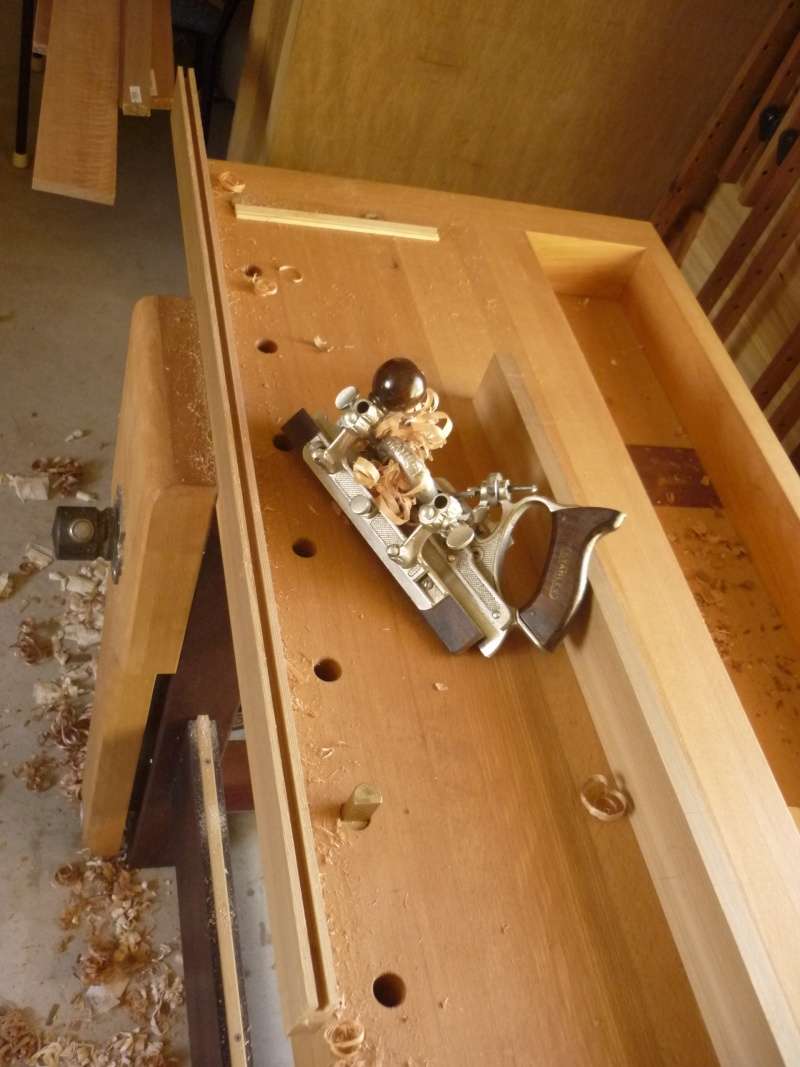 Cabinet pour cabinets d'inspiration shaker P1060520