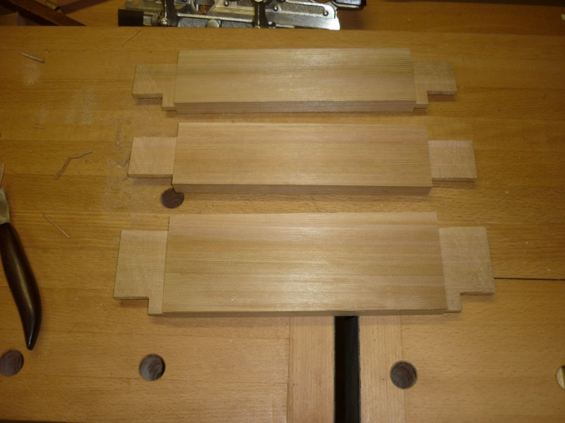 Cabinet pour cabinets d'inspiration shaker P1060527