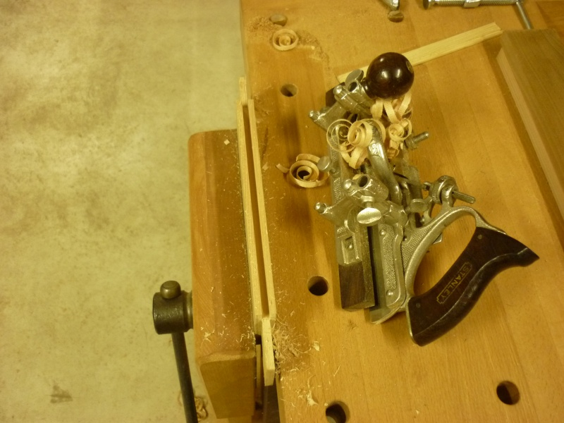 Cabinet pour cabinets d'inspiration shaker P1060528