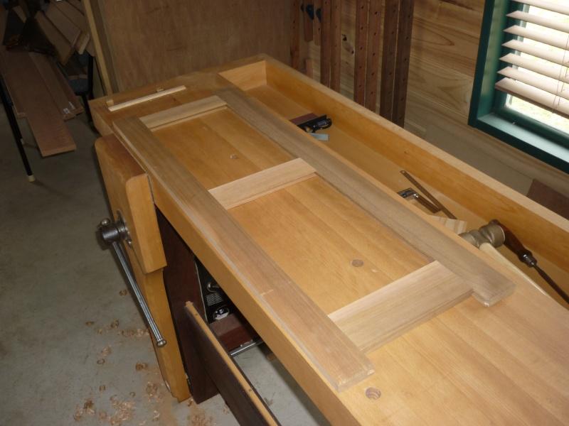 Cabinet pour cabinets d'inspiration shaker P1060529