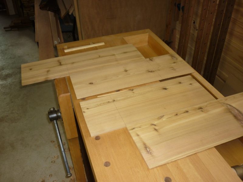 Cabinet pour cabinets d'inspiration shaker P1060530