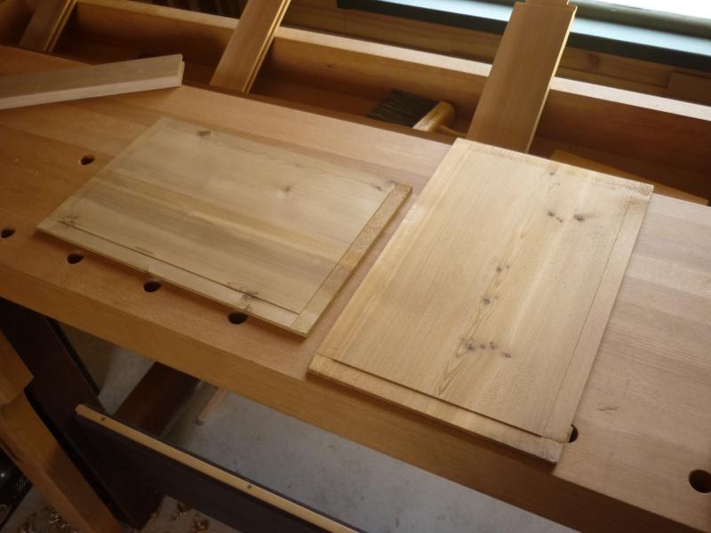 Cabinet pour cabinets d'inspiration shaker P1060539