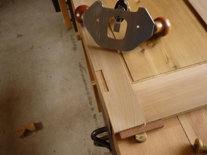Cabinet pour cabinets d'inspiration shaker - Page 3 P1060635