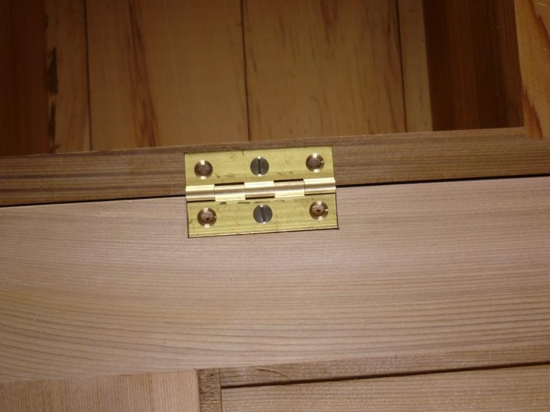 Cabinet pour cabinets d'inspiration shaker - Page 3 P1060637