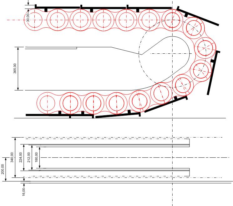 Etude sur la réalisation d'un char FT17 1/6 Projet10