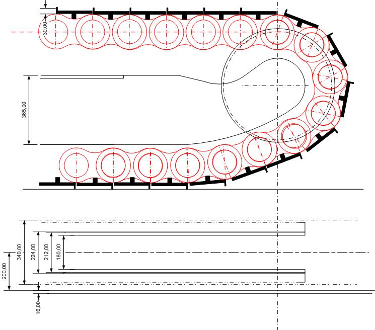 Etude sur la réalisation d'un char FT17 1/6 Projet11