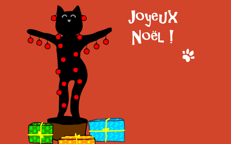 christmas-cat Chat_t10