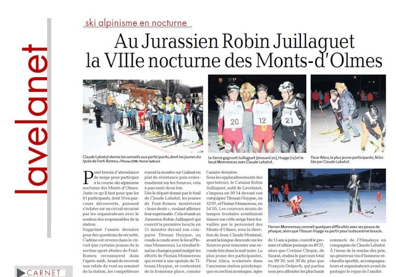 Course de Ski Alpinisme Nocturne des Monts d'Olmes 2016_c11