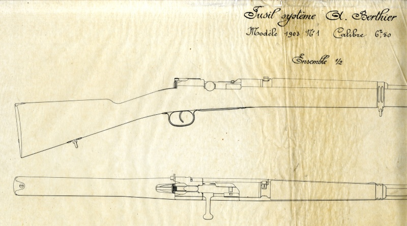 Carabine de cavalerie Berthier… Le saviez-vous ? Berthi10