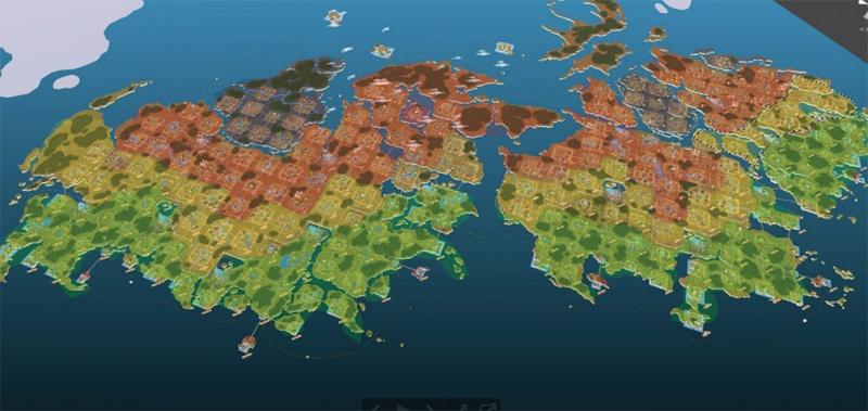 Albion Online 目前地圖 55cc5f10