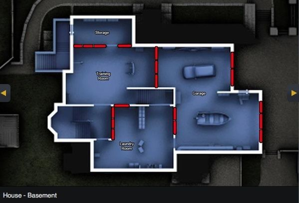 [R6:Siege MAP] House House-11