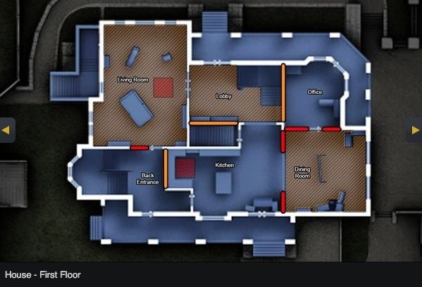 [R6:Siege MAP] House House-12
