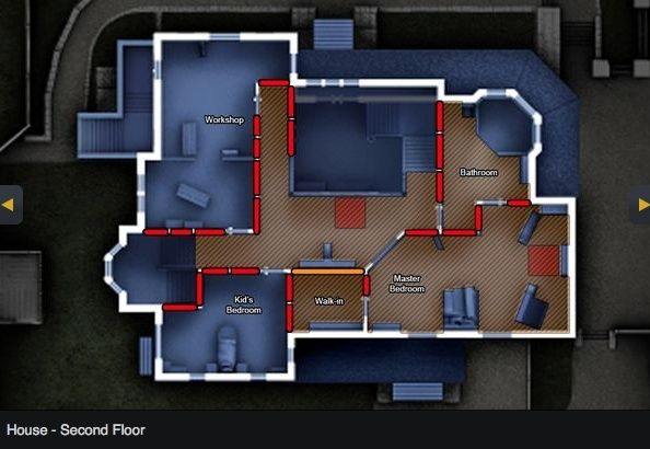 [R6:Siege MAP] House House-13