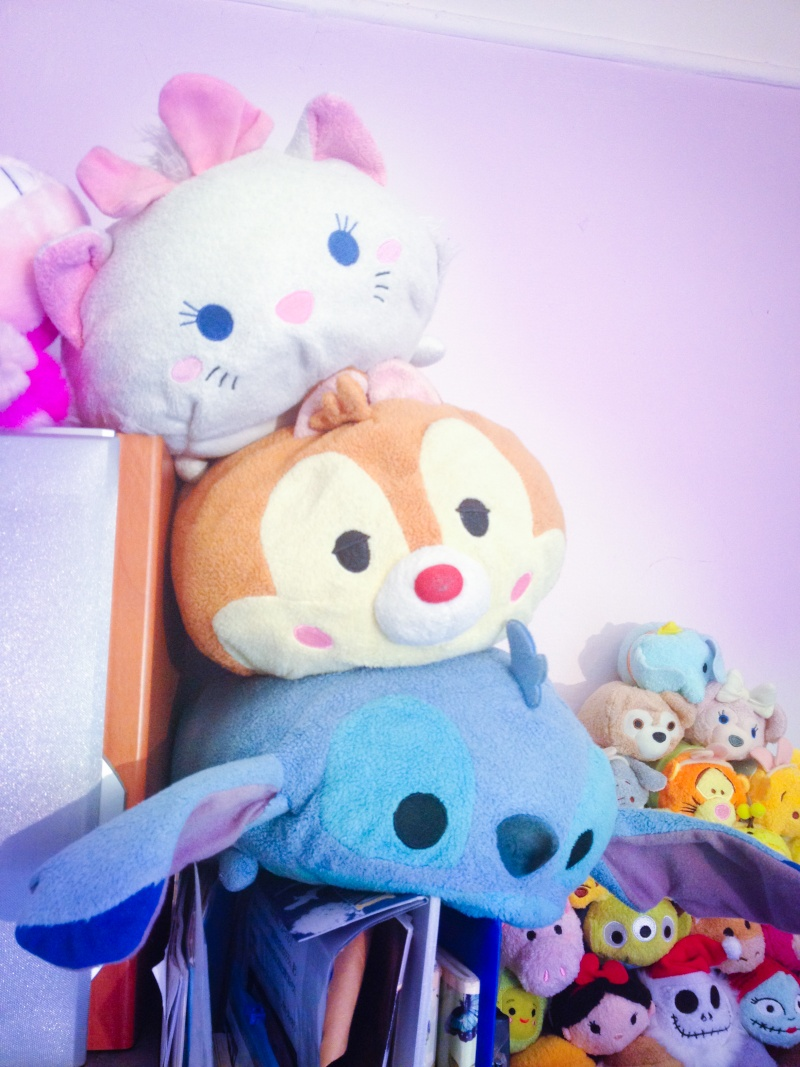 Tsums in Wonderland Img_7110