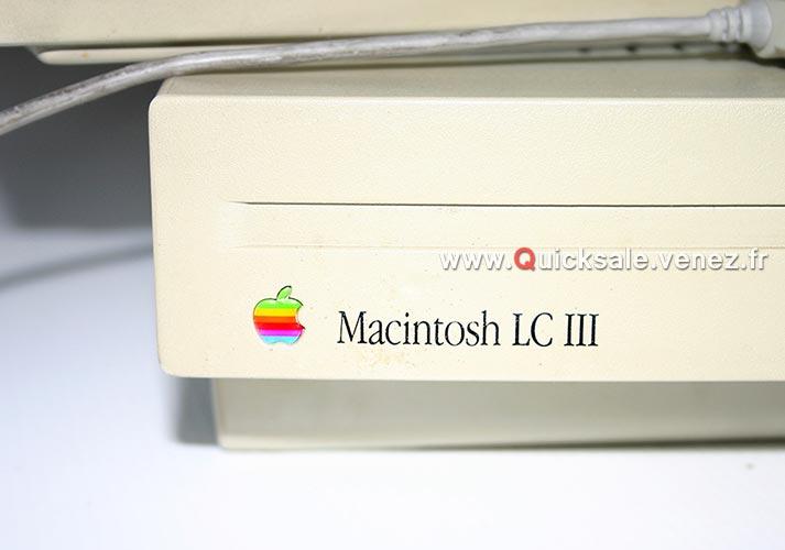 [VENDU] Apple Macintosh LC III (Vintage) de 1993 -28€ Macint12