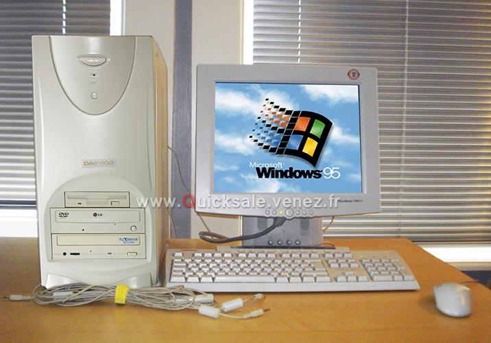 [VDS] Tour, MS-Dos, Windows 3.11, Windows 95, Windows 98, Windows 2000, etc.. Win95o10