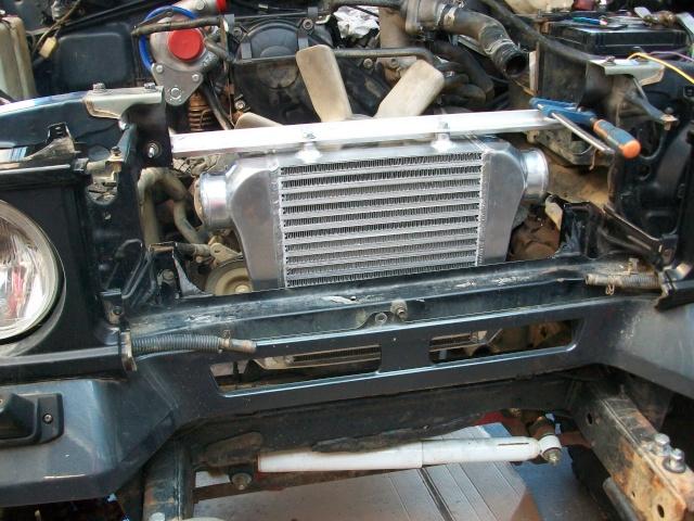 Mécanique sur le LJ70 de Nicolas ! Interc11