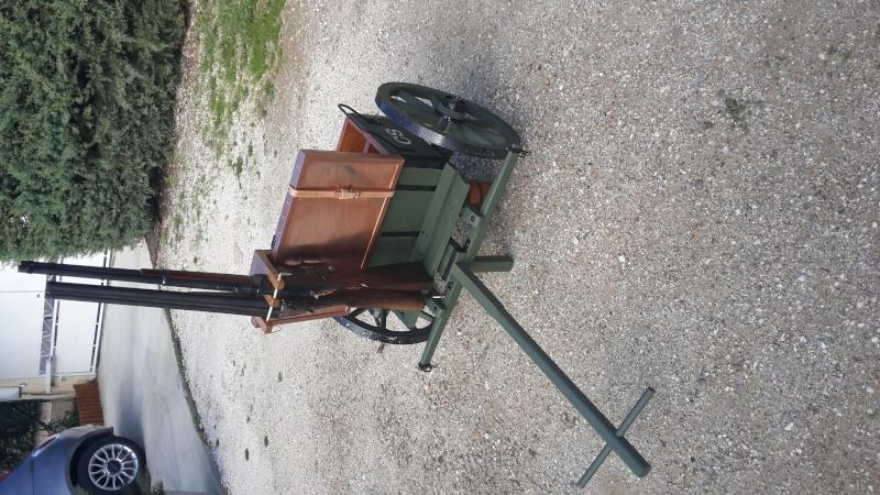 Gun Cart 20151112