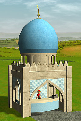 Topics tagged under building on User - Made Creations Arab_v10