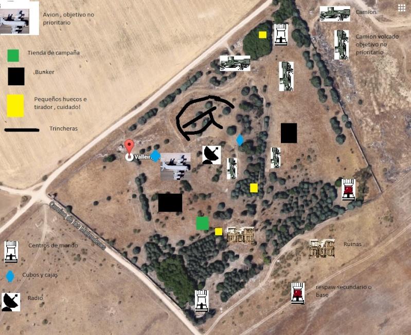 Mapa tacticuutre Vallee10