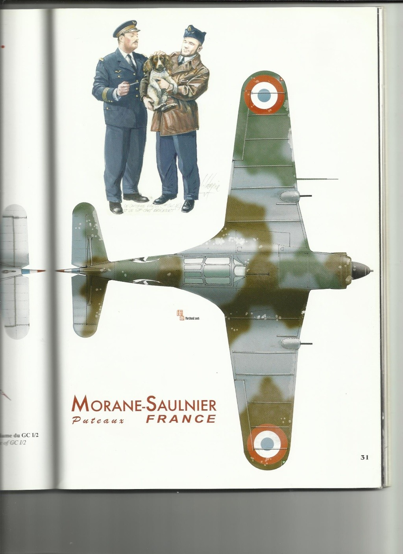 Morane Saulnier MS 406 - 1/48eme AZ Models  - Page 2 00130