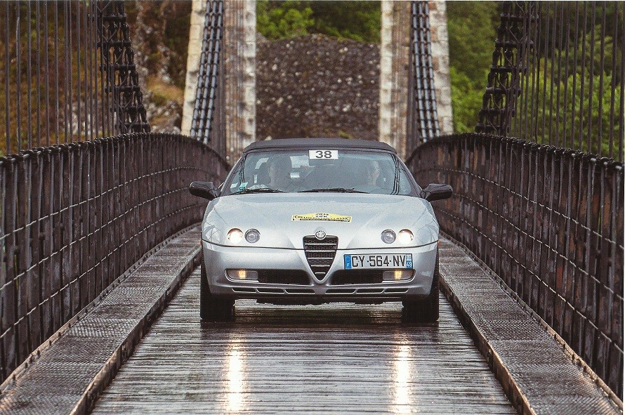 Mon autre passion Alfa110