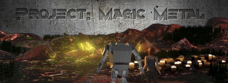 (ARKLET) Project: Magic Metal 11222010