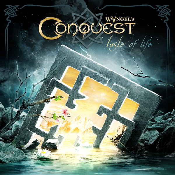 Conquest - Taste of Life  (2015) Cover12
