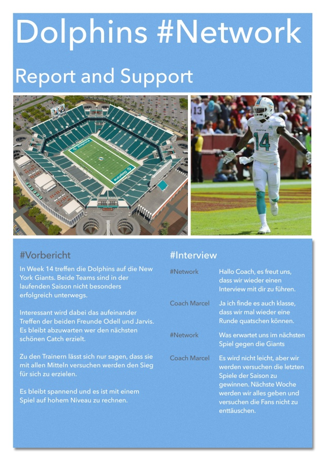 Miami Dolphins #Network Dolphi11