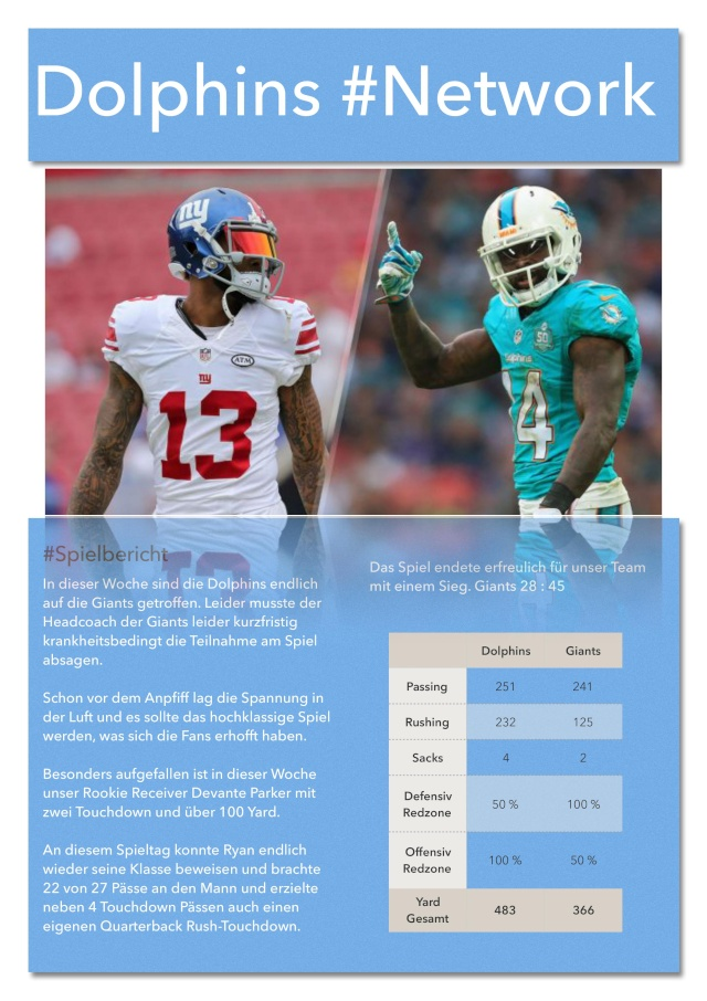 Miami Dolphins #Network Networ10