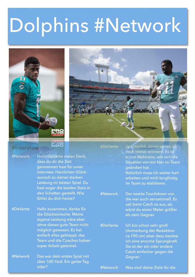 Miami Dolphins #Network Networ11