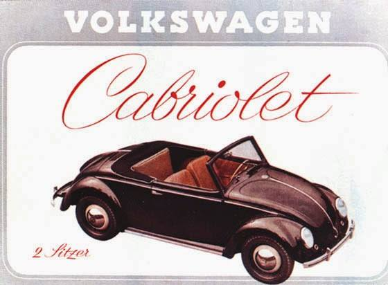 vag vw etc advertisment from the past Bug2210