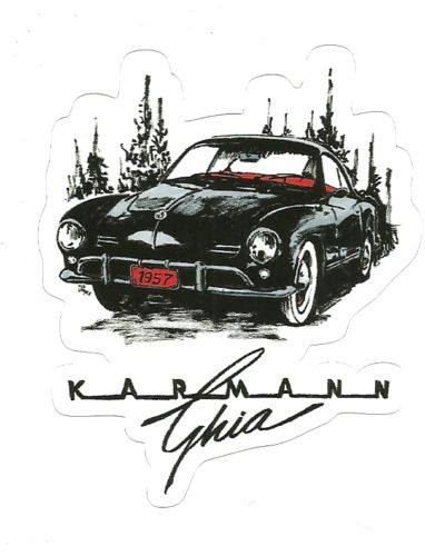 vag vw etc advertisment from the past Karman10