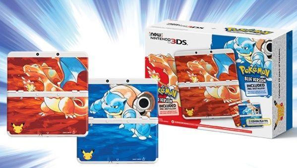 Nouveaux Pack New 3DS / 2DS - 20ème Anniversaire Pokémon  600_2_11