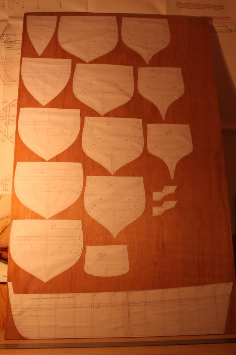 Cotre de 14 caronades sur plans AAMM 1/50 Img_7829