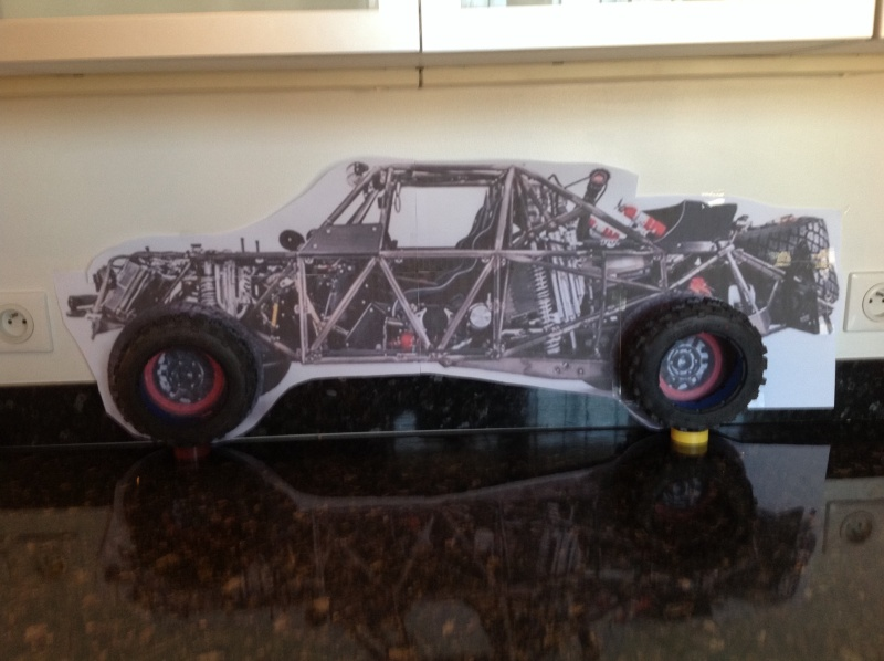 conversion slayer en trophy truck 1/5 4x4 Image22