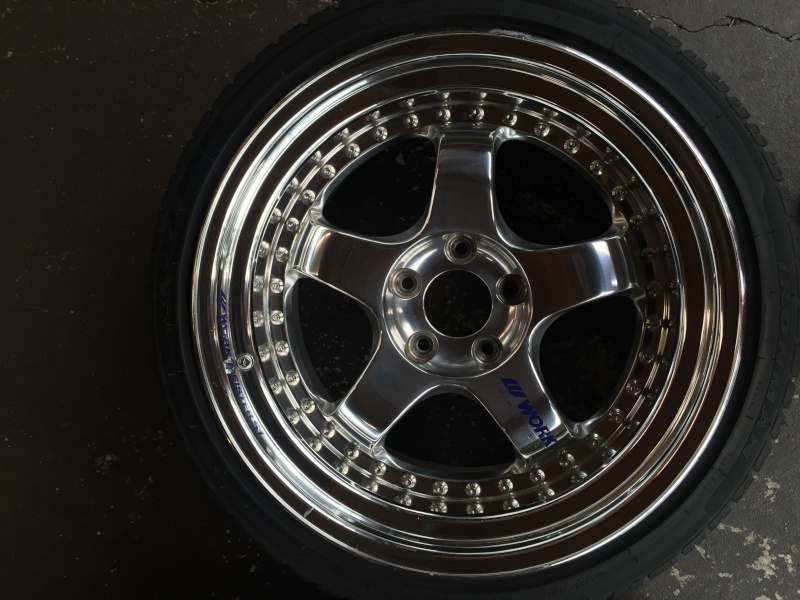 Work Meister S1 3p wheels 18x10 18x11.5 Image113