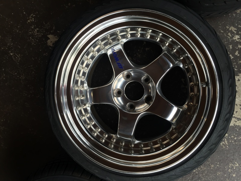 Work Meister S1 3p wheels 18x10 18x11.5 Image114
