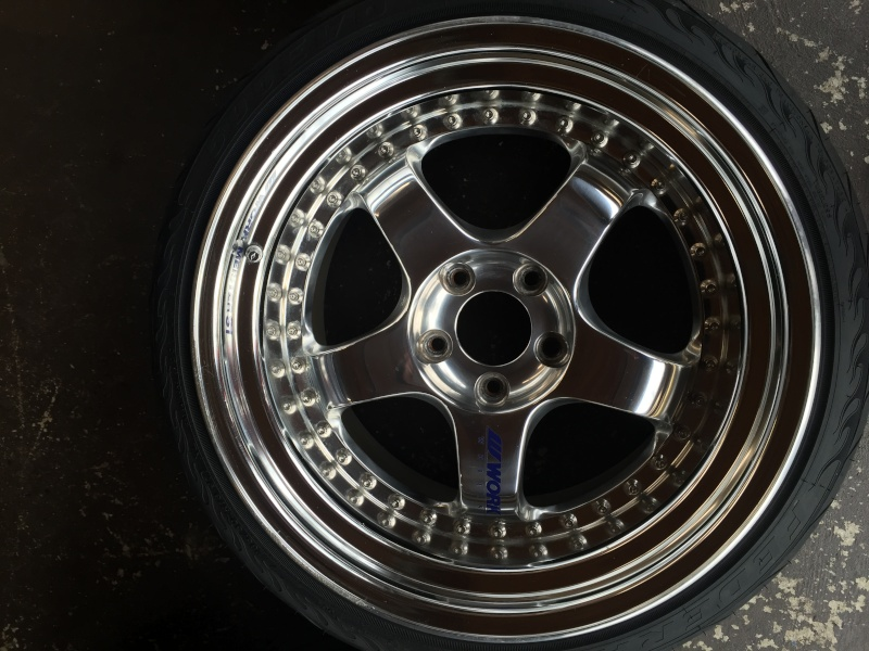 Work Meister S1 3p wheels 18x10 18x11.5 Image116