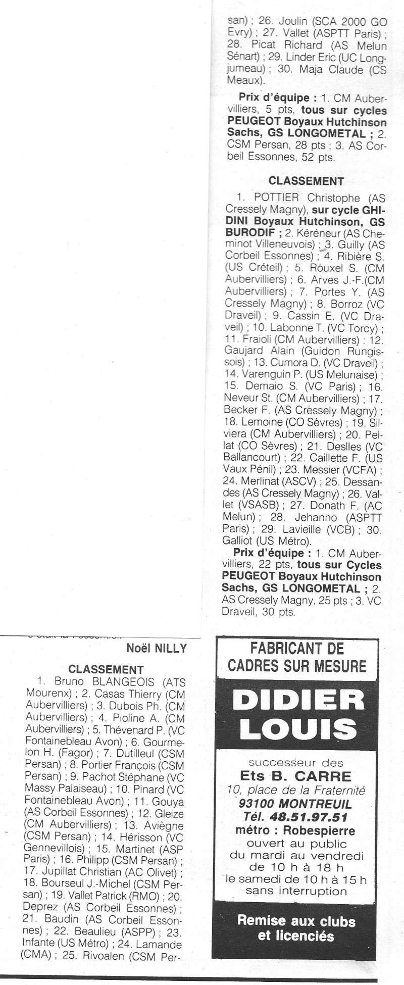 Coureurs et Clubs de février 1984 à décembre 1989 - Page 40 00419
