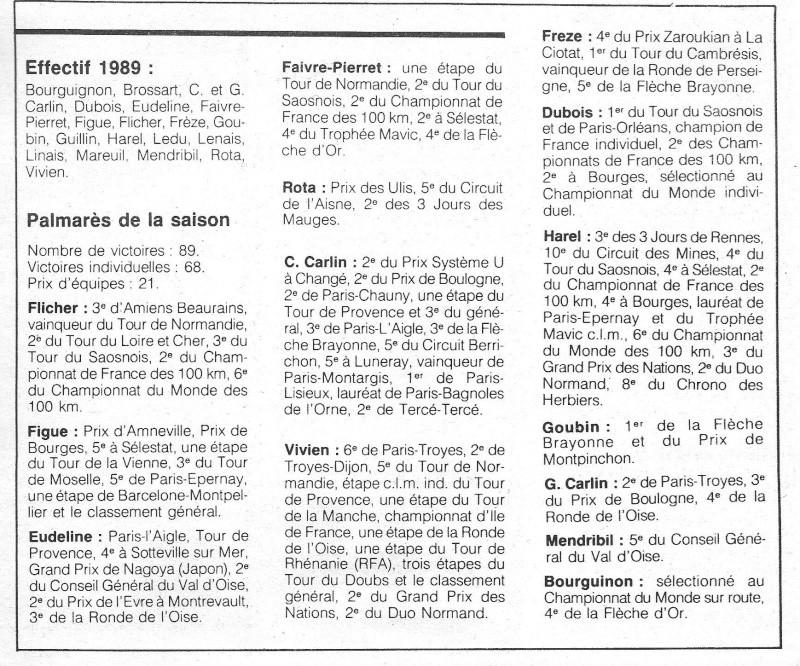 Coureurs et Clubs de février 1984 à décembre 1989 - Page 40 00518