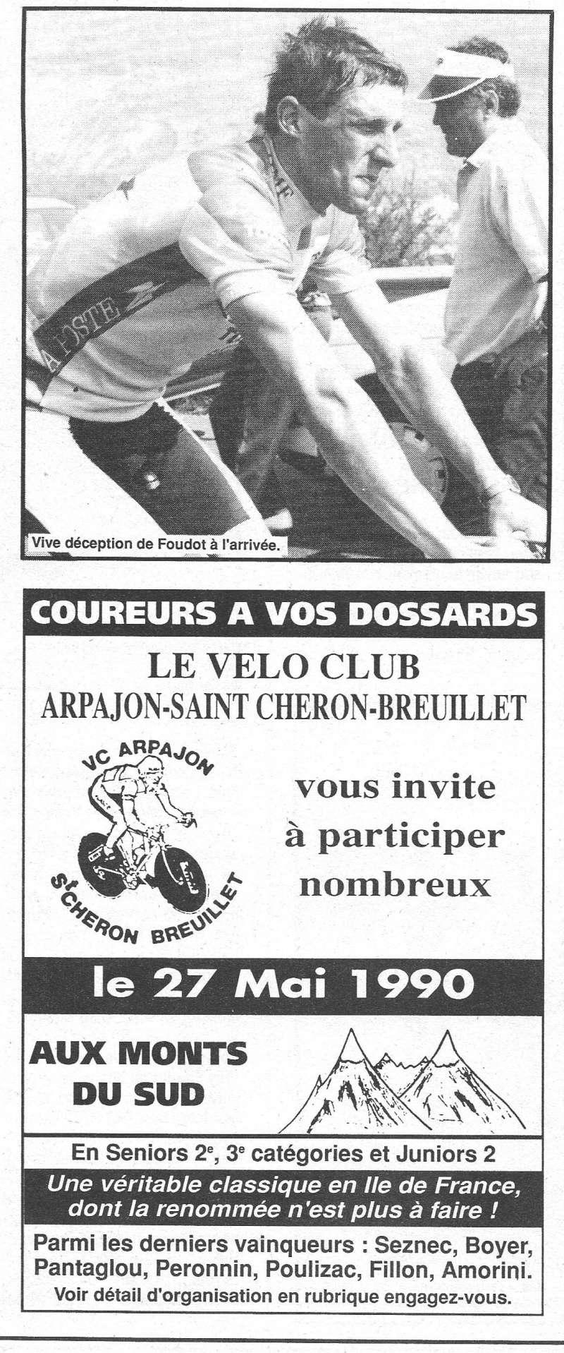Coureurs et Clubs de janvier 1990 à octobre 1993 - Page 4 00731