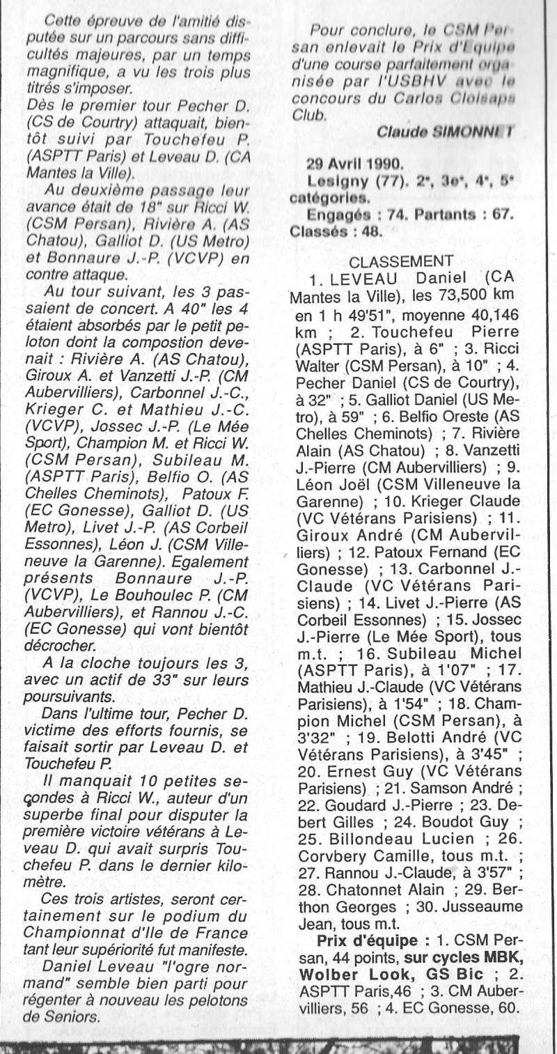 Coureurs et Clubs de janvier 1990 à octobre 1993 - Page 4 00732
