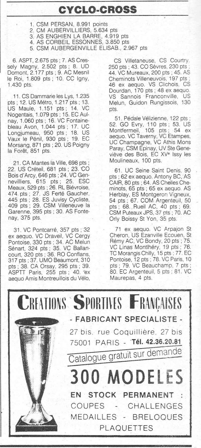 Coureurs et Clubs de février 1984 à décembre 1989 - Page 40 01013