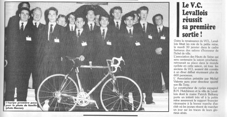 Coureurs et Clubs de janvier 1990 à octobre 1993 01314