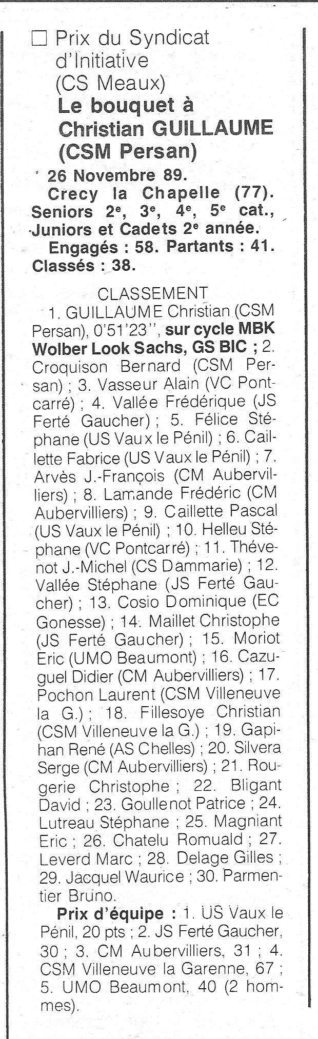 CSM.Persan. BIC. Toute une époque de janvier 1984 à janvier 1990 - Page 35 1989_174