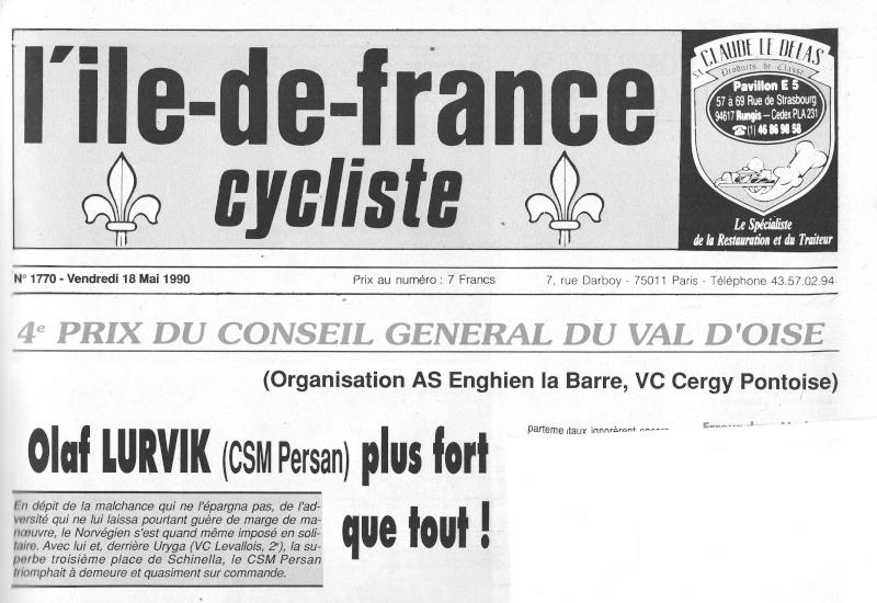 CSM.Persan. BIC. Toute une époque de janvier 1990 à novembre 2007 - Page 2 1990_105